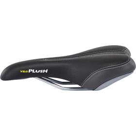 Velo Plush Foam Selle Sport Homme, black